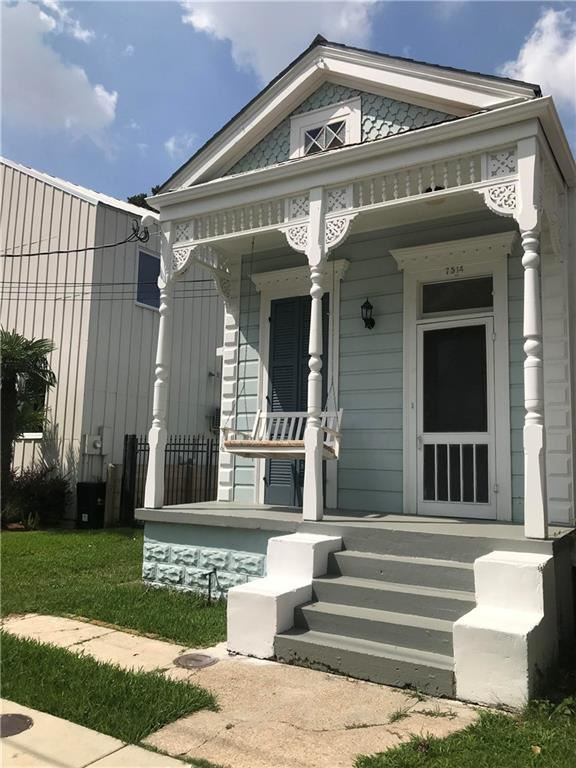 7512-14 ZIMPEL Street, New Orleans, LA 70118 - #: 2295496