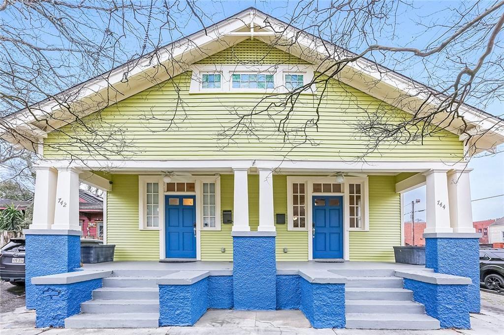 742-44 FOURTH Street, New Orleans, LA 70130 - #: 2286503