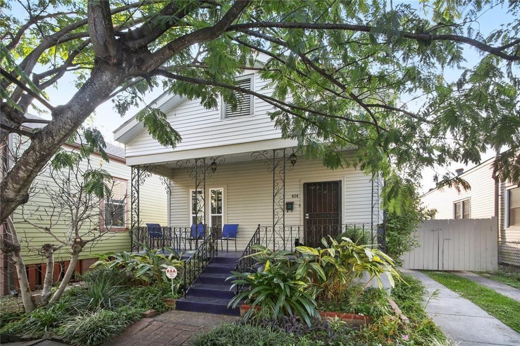 414 S SALCEDO Street, New Orleans, LA 70119 - #: 2272512