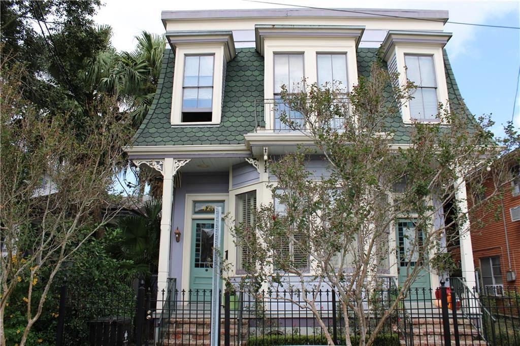 4211 PRYTANIA Street, New Orleans, LA 70115 - #: 2273519