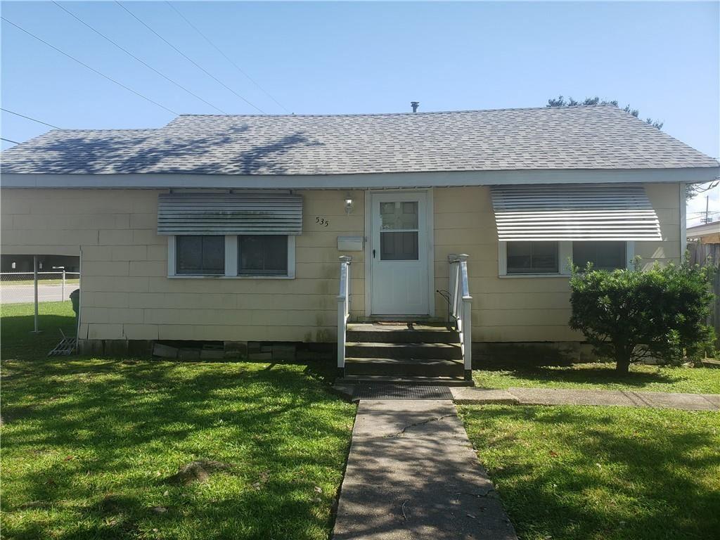 535 HESPER Avenue, Metairie, LA 70005 - #: 2318526