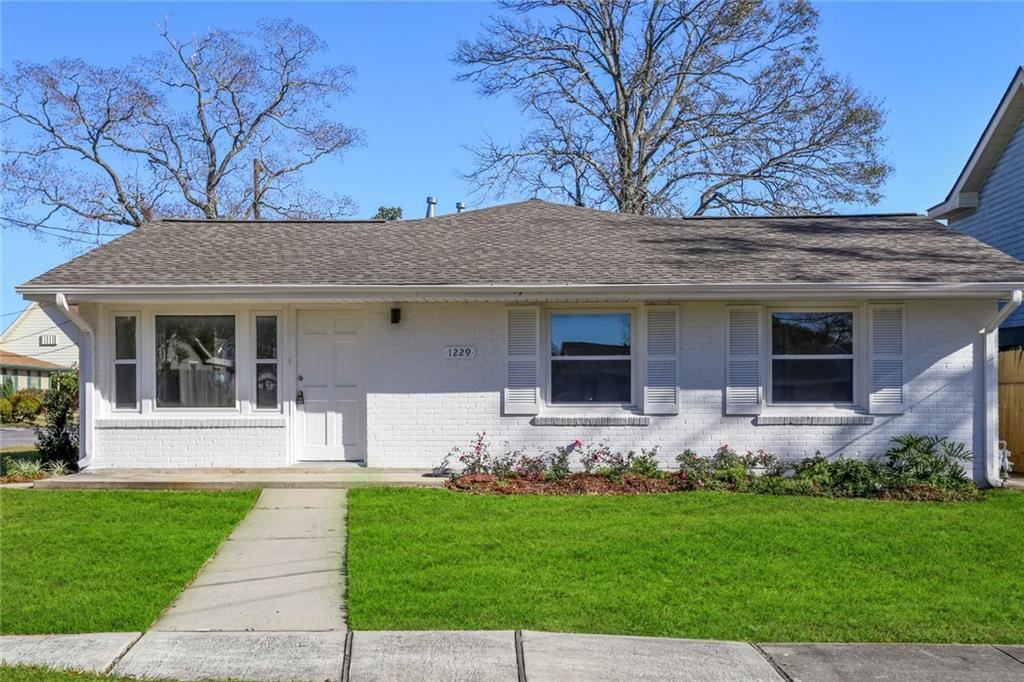 1229 DIVISION Street, Metairie, LA 70001 - #: 2284528