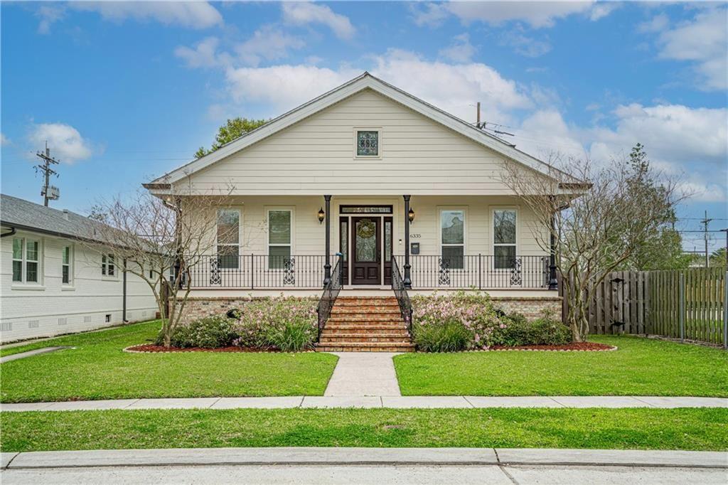 6335 GENERAL DIAZ Street, New Orleans, LA 70124 - #: 2291534