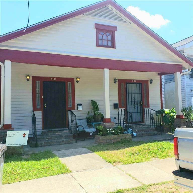 5450 BURGUNDY Street, New Orleans, LA 70117 - #: 2257543