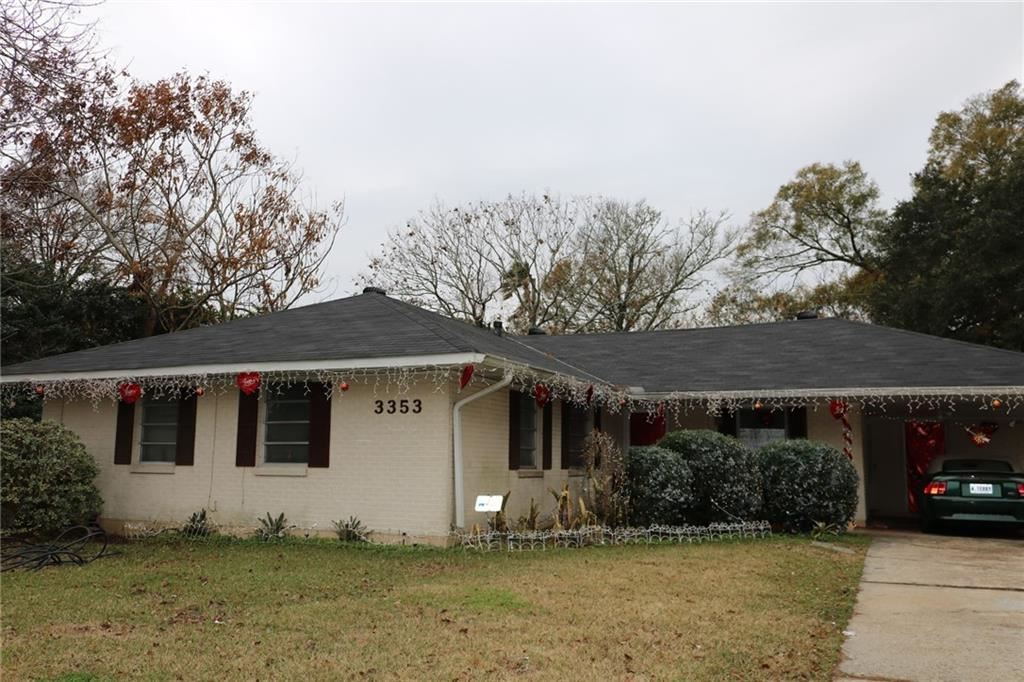 3353 PLYMOUTH Place, New Orleans, LA 70131 - #: 2294557