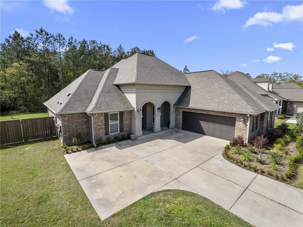 501 STRAWBERRY Lane, Madisonville, LA 70447 - #: 2245561