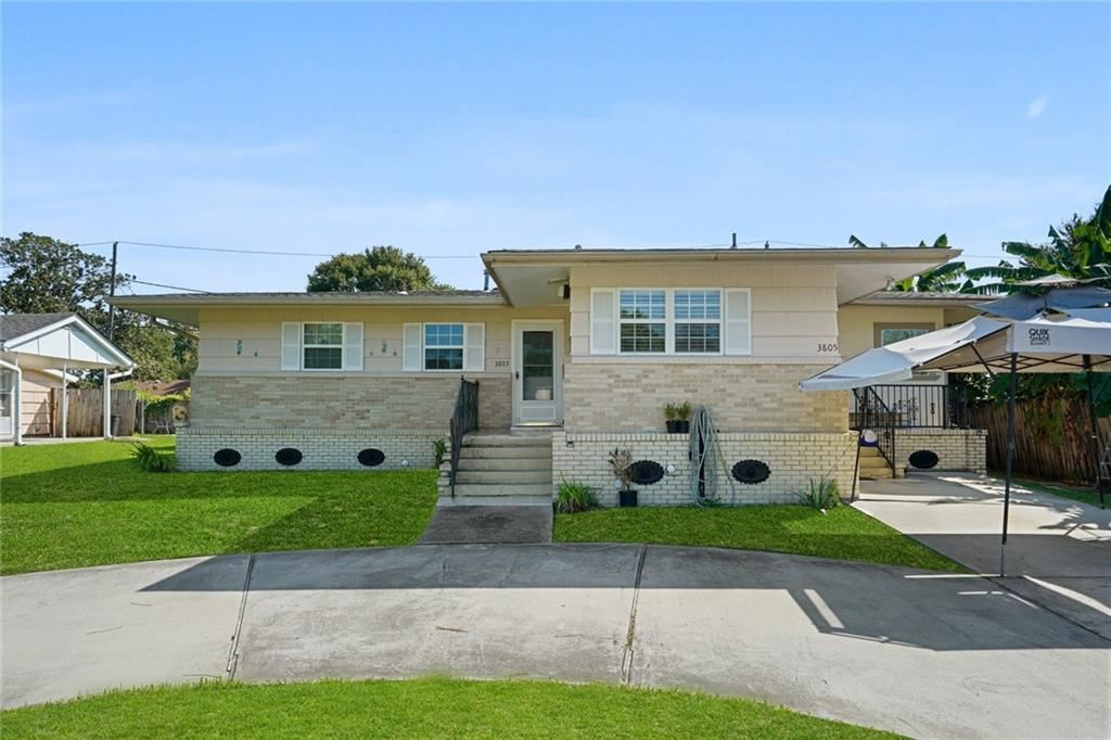 3805 HENICAN Place, Metairie, LA 70003 - #: 2269562