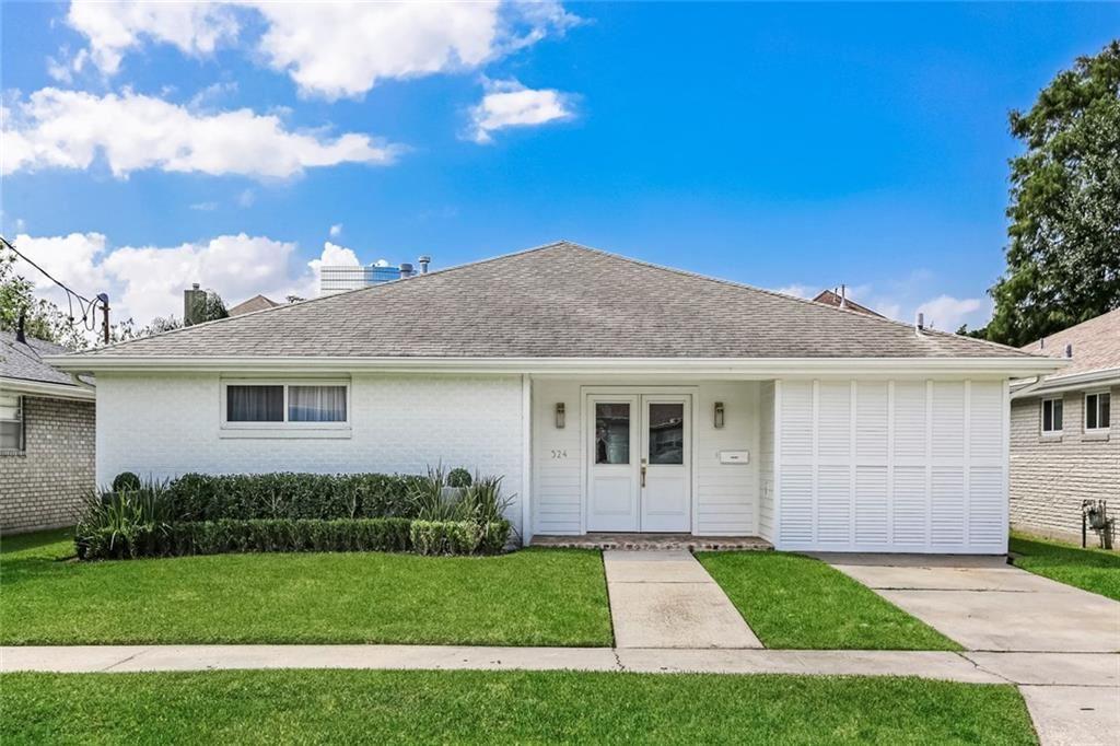 524 BEVERLY GARDEN Drive, Metairie, LA 70001 - #: 2268568