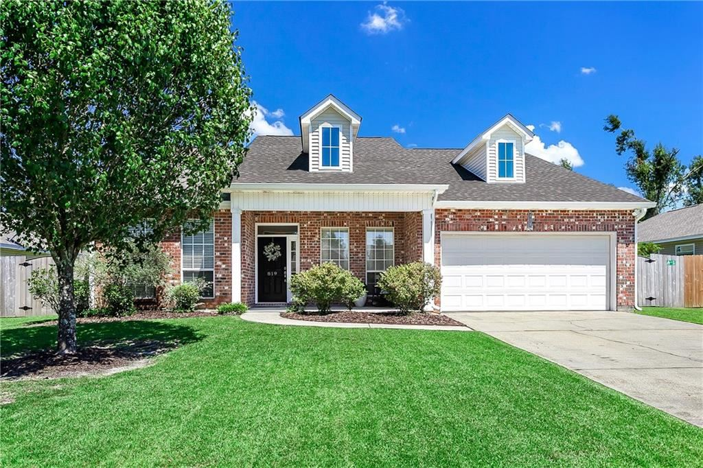819 COLE Court, Covington, LA 70433 - #: 2232592