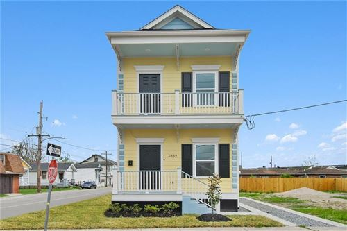 Photo of 2839 PAUGER Street, New Orleans, LA 70119 (MLS # 2259594)