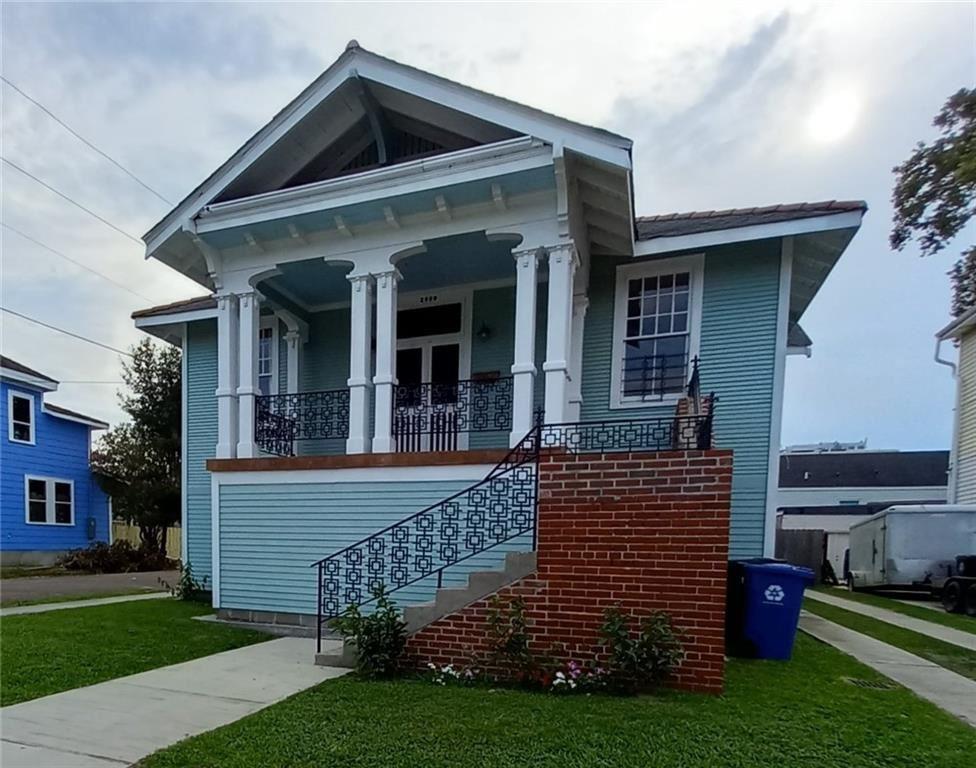 2600 MARENGO Street, New Orleans, LA 70115 - #: 2307600