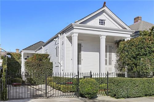 Photo of 530 WEBSTER Street, New Orleans, LA 70118 (MLS # 2310603)