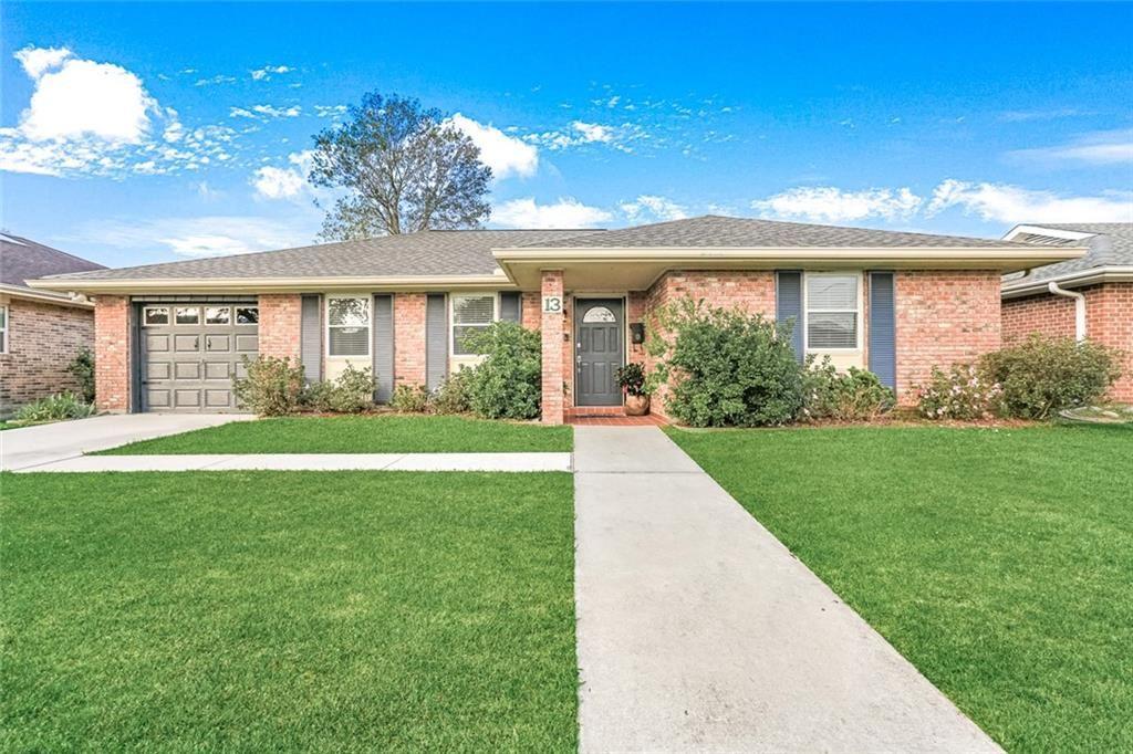 13 SCHILL Avenue, Kenner, LA 70065 - #: 2319607