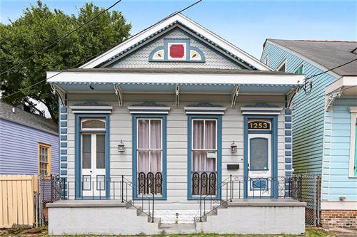 Photo of 1253 KERLEREC Street, New Orleans, LA 70116 (MLS # 2319608)