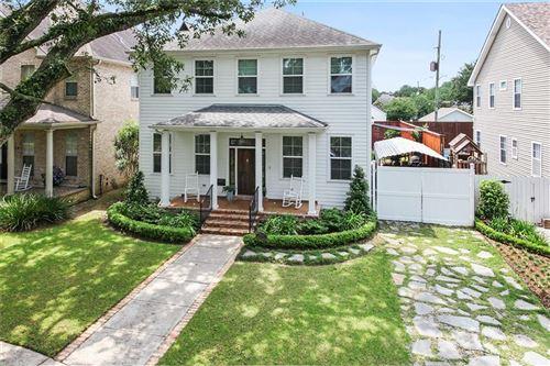 Photo of 5824 MARSHAL FOCH Street, New Orleans, LA 70124 (MLS # 2297610)