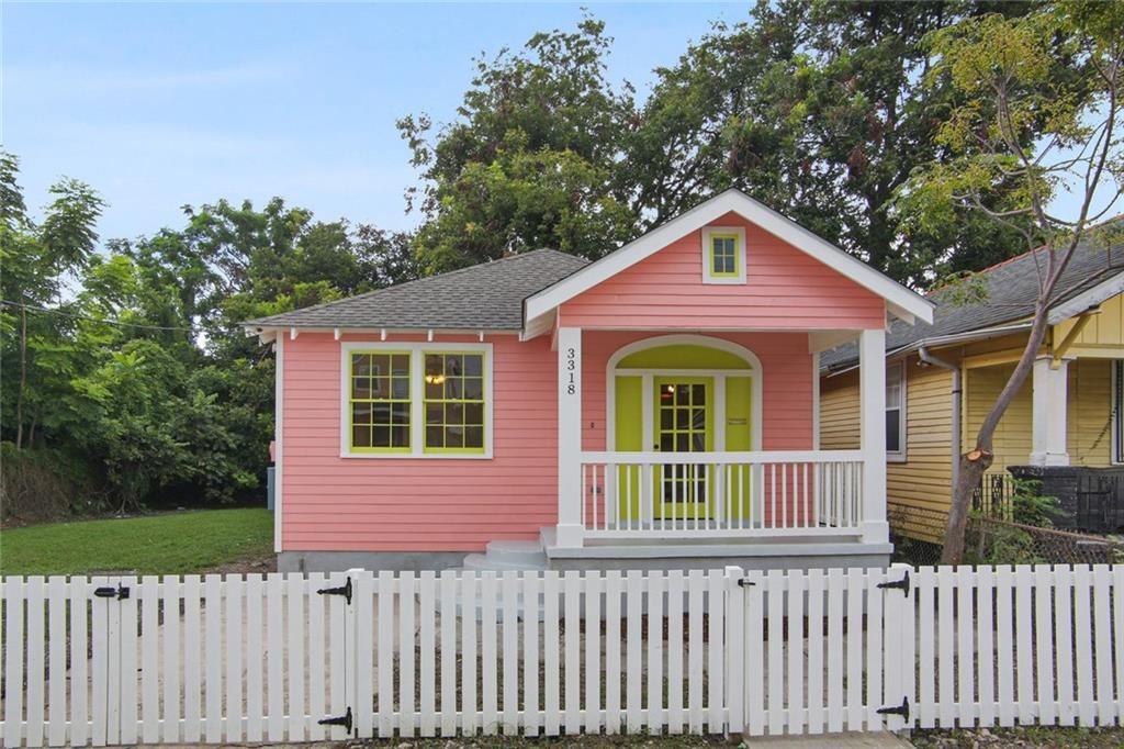 3318 FERN Street, New Orleans, LA 70125 - #: 2266611