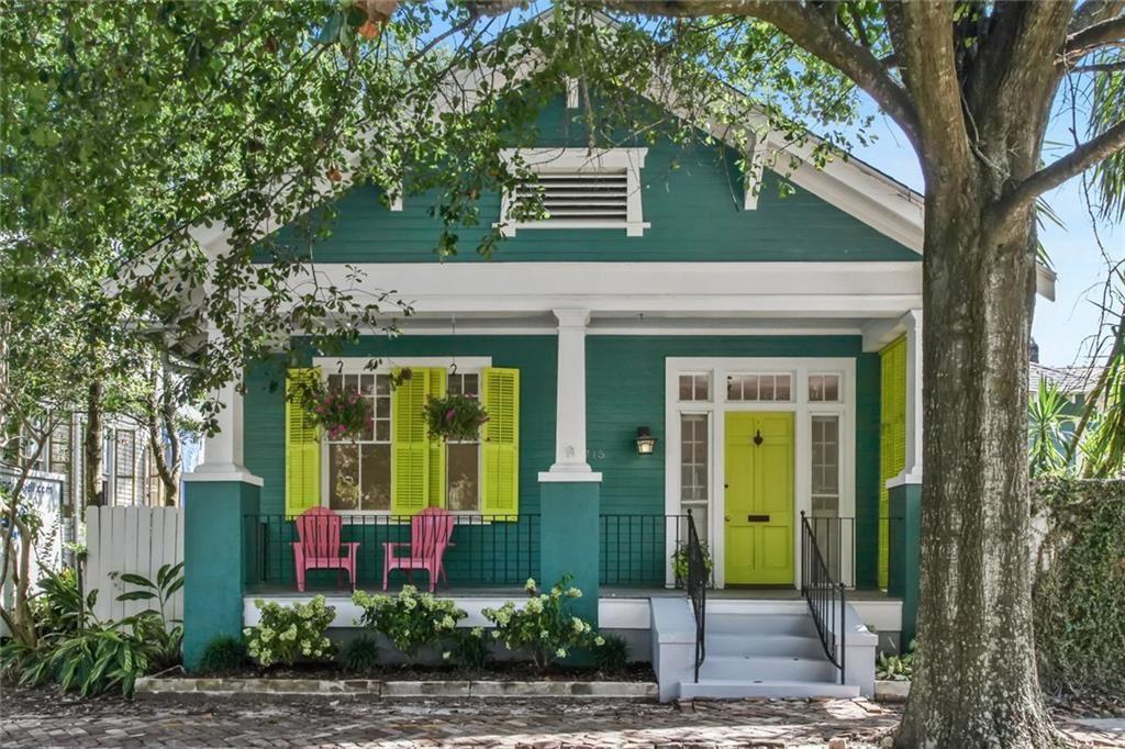 7715 FRERET Street, New Orleans, LA 70118 - #: 2309613