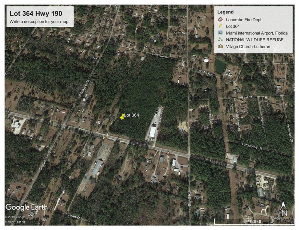 Lot 364 HWY 190 Highway, Lacombe, LA 70445 - #: 2236619