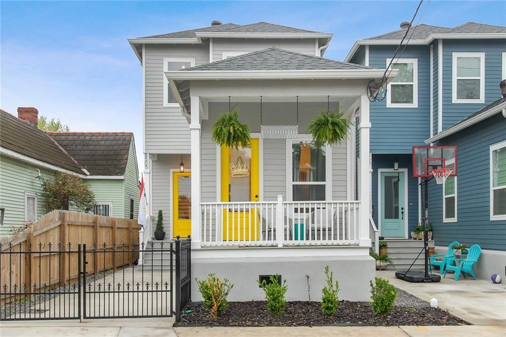 8505 COHN Street, New Orleans, LA 70118 - #: 2292637