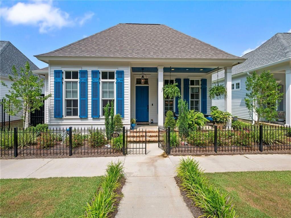 109 MADEWOOD Street, Covington, LA 70433 - #: 2265649