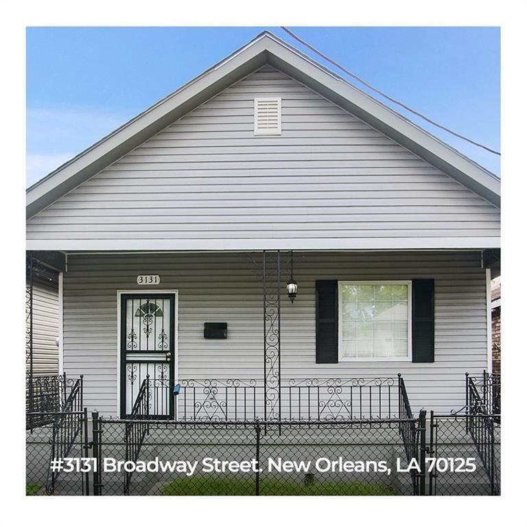 3131 BROADWAY Street, New Orleans, LA 70125 - #: 2270656