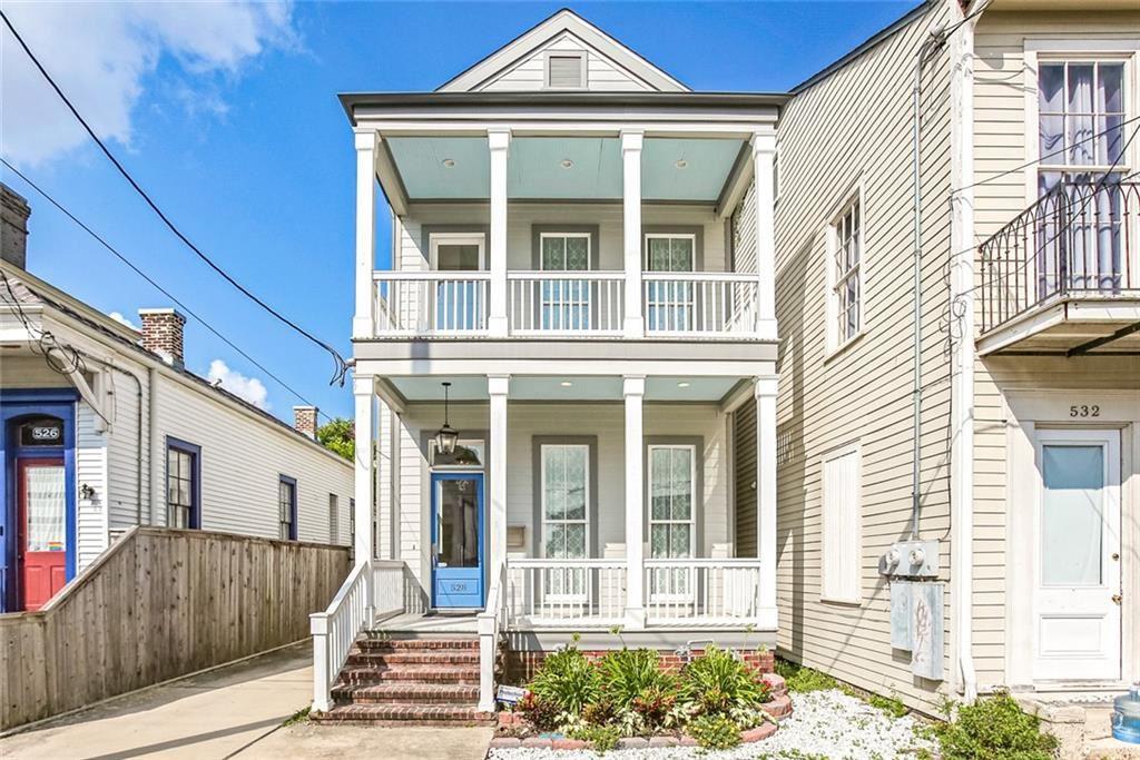 528 FIRST Street, New Orleans, LA 70130 - #: 2310660