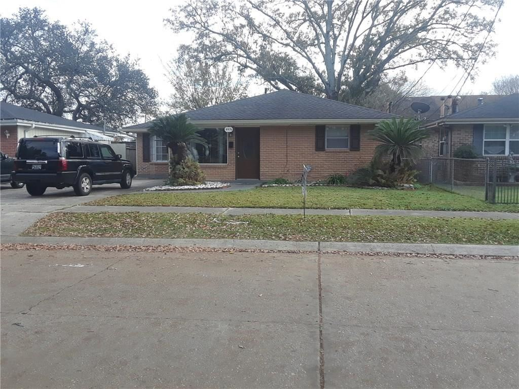 4416 TEMPLE Street, Metairie, LA 70001 - #: 2232661
