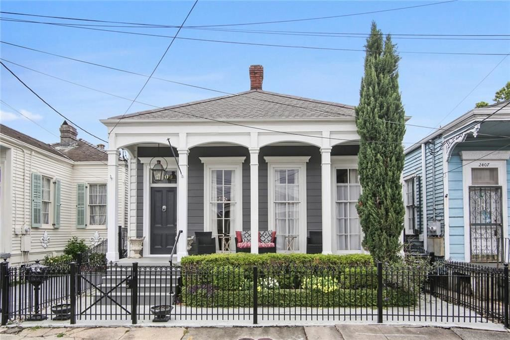 2409 CONSTANCE Street, New Orleans, LA 70130 - #: 2250665