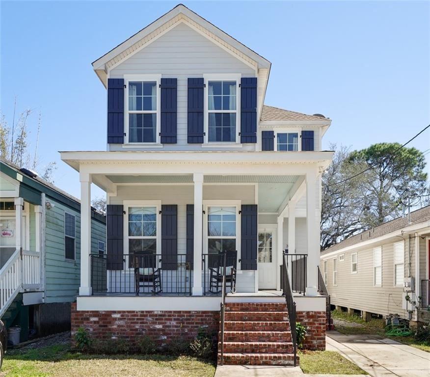 316 S ALEXANDER Street, New Orleans, LA 70119 - #: 2289668