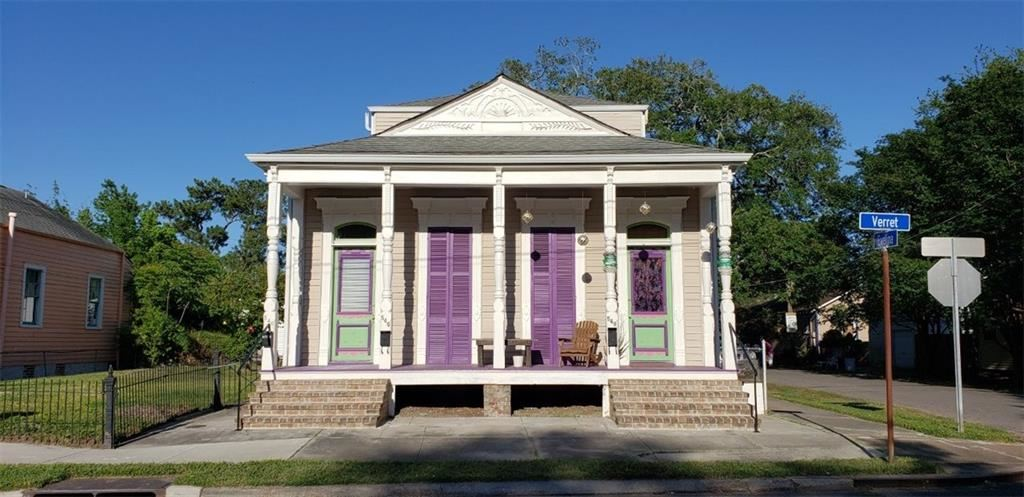 546 VERRET Street #UPPER, New Orleans, LA 70114 - #: 2249670