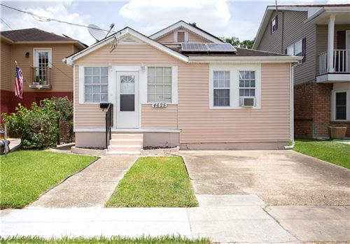 Photo of 4625 ANNETTE Street, New Orleans, LA 70122 (MLS # 2259682)