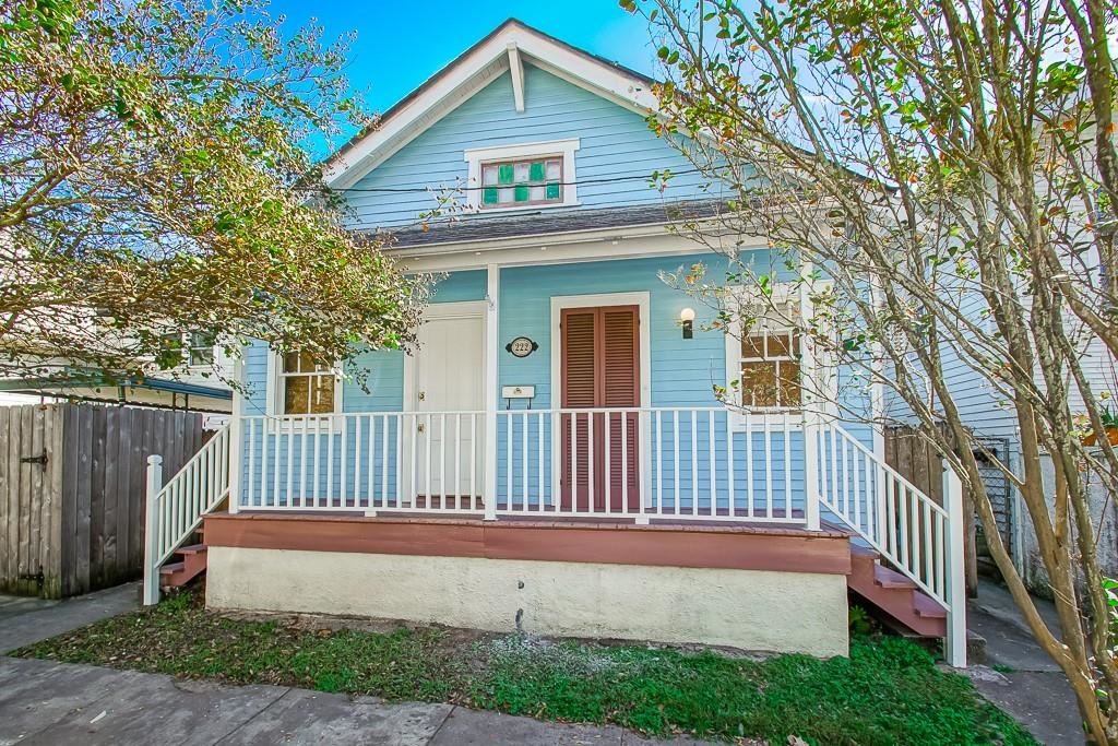 222 N SOLOMON Street, New Orleans, LA 70119 - #: 2276683