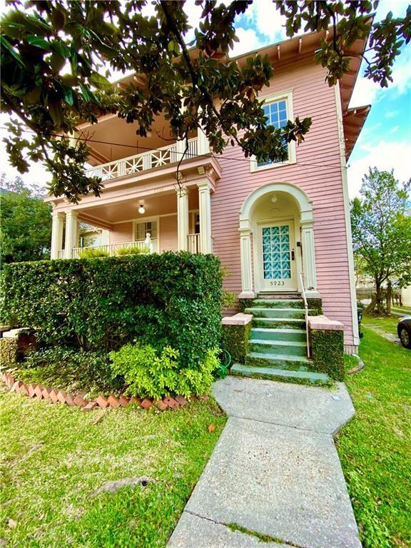 5923-25 FRERET Street, New Orleans, LA 70115 - #: 2237684