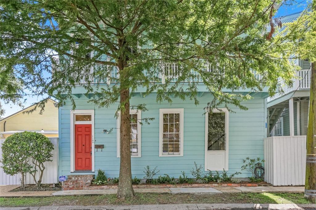 1109 AUSTERLITZ ST Street #0, New Orleans, LA 70115 - #: 2312687