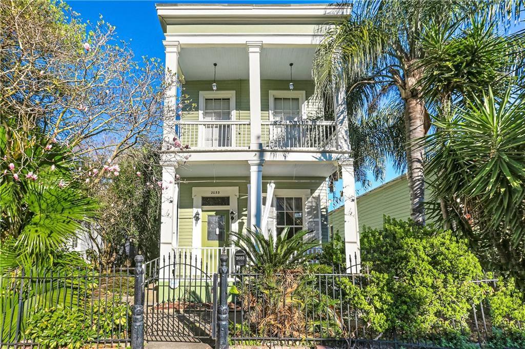 2033 COLISEUM Street #4, New Orleans, LA 70130 - #: 2289690