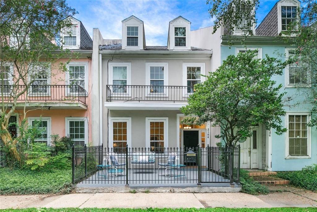 2104 NAPOLEON Avenue, New Orleans, LA 70115 - #: 2265709