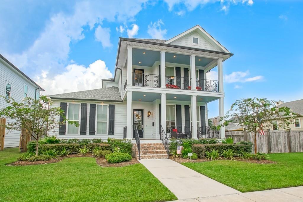 6818 LOUISVILLE Street, New Orleans, LA 70124 - #: 2312717
