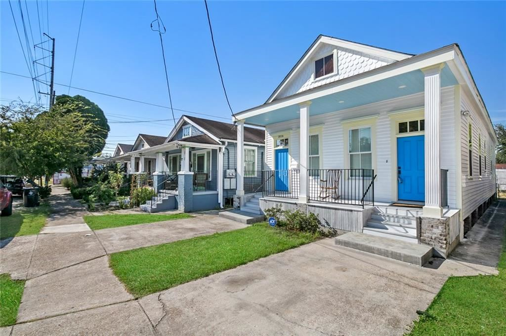 1816 CAMBRONNE Street, New Orleans, LA 70118 - #: 2229722