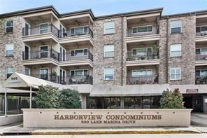 500 LAKE MARINA Avenue #411, New Orleans, LA 70124 - #: 2292727