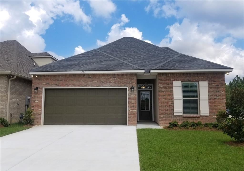 585 EAGLE Loop, Covington, LA 70433 - #: 2253735