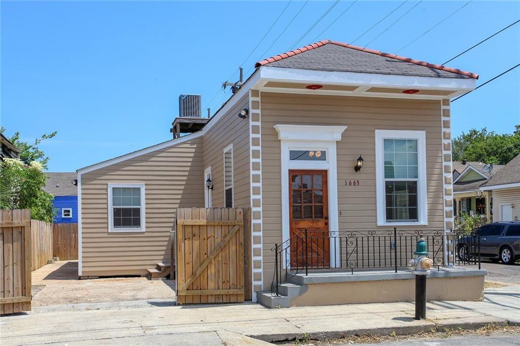 1663 N VILLERE Street, New Orleans, LA 70116 - #: 2257741