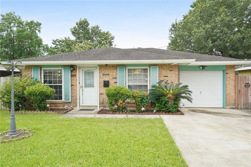 509 VASSAR Court, Kenner, LA 70065 - #: 2259741