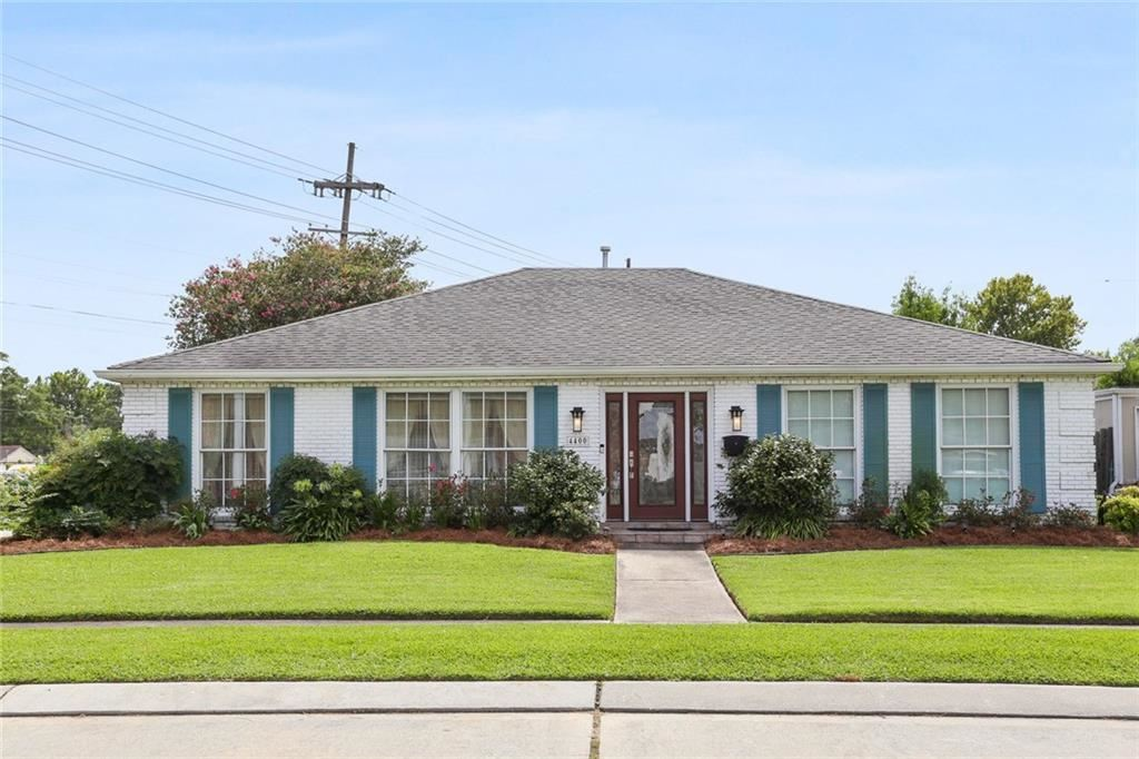 4400 CLEVELAND Place, Metairie, LA 70003 - #: 2258747