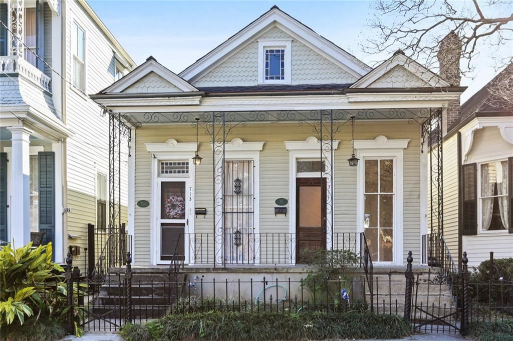 711 HENRY CLAY Avenue, New Orleans, LA 70118 - #: 2235751