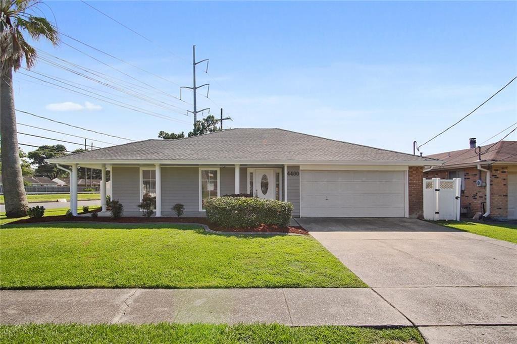 4400 CRAIG Avenue, Metairie, LA 70003 - #: 2265751