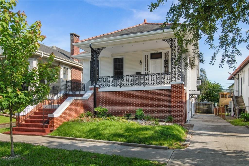 4430 S GALVEZ Street, New Orleans, LA 70125 - #: 2300756