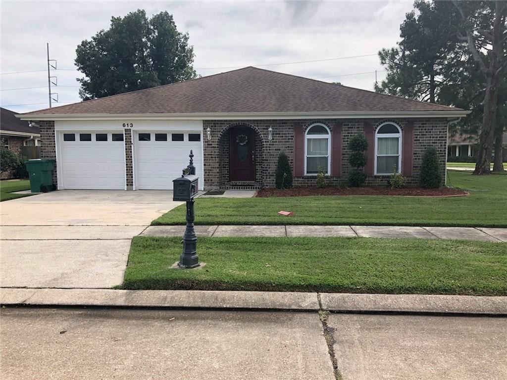 613 BROUILLY Drive, Kenner, LA 70065 - #: 2255762