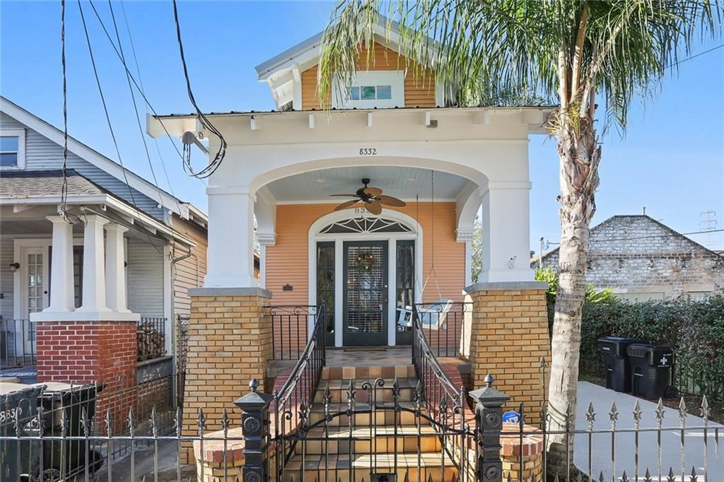 8332 WILLOW Street, New Orleans, LA 70118 - #: 2235767