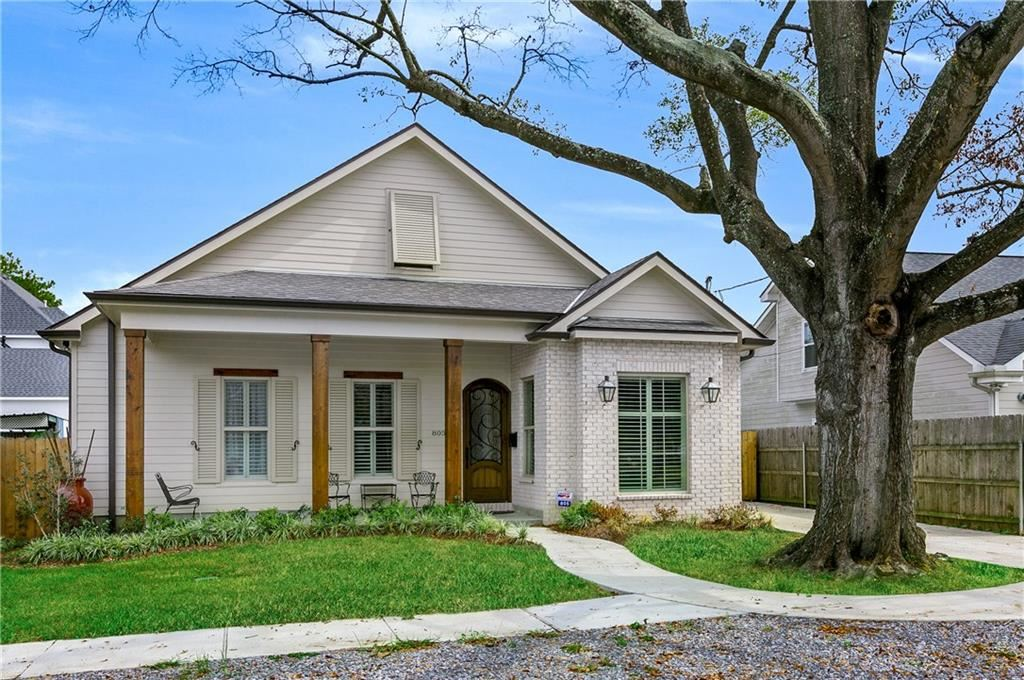 805 N TURNBULL Drive, Metairie, LA 70001 - #: 2227774