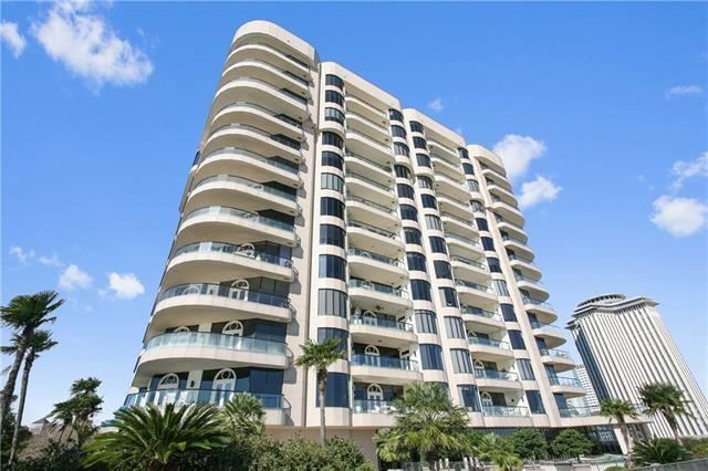 600 PORT OF NEW ORLEANS Place #12G, New Orleans, LA 70130 - #: 2191775